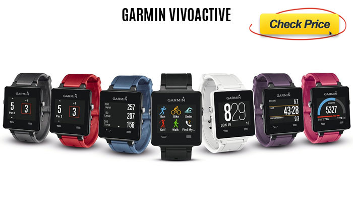 Garmin Vivoactive fitness wristband