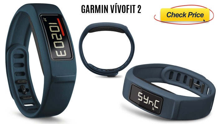 Garmin vivofit 2 fitness monitoring device