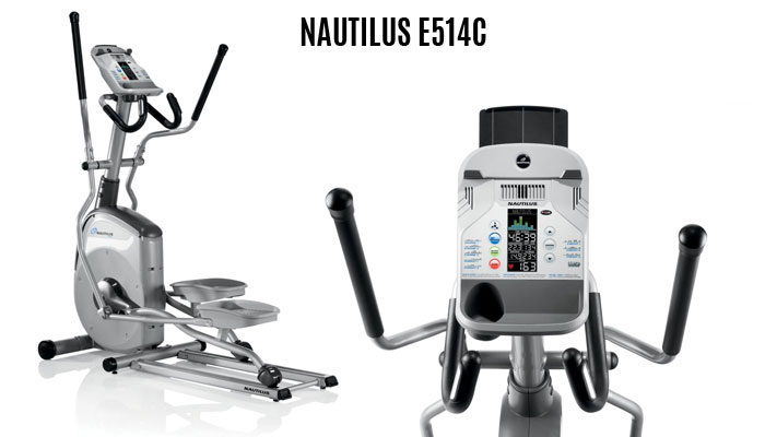 Nautilus-E514c-compare elliptical trainers