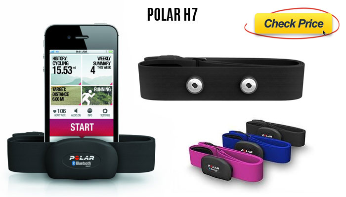 Polar-H7-large-fitness tracker with heart monitor