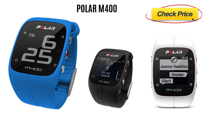 Polar M400 - fitness tracker