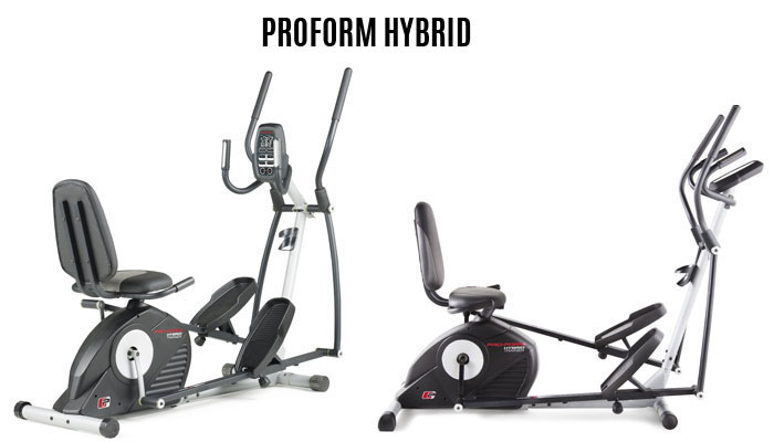 proform-hybrid elliptical machine