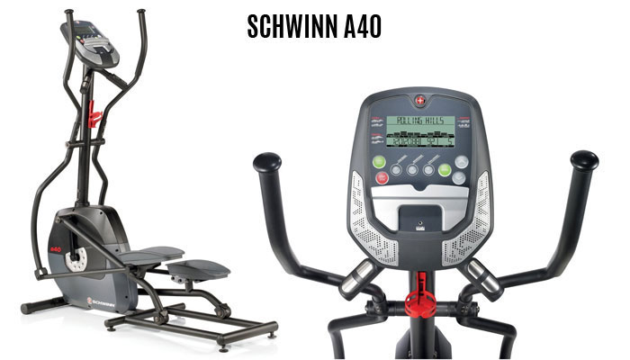 Best Elliptical Machines For Home Use - Small elliptical for home