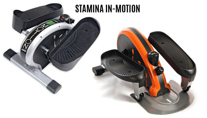 stamina-in-motion portable elliptical