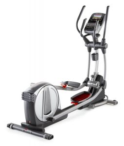 rear drive elliptical