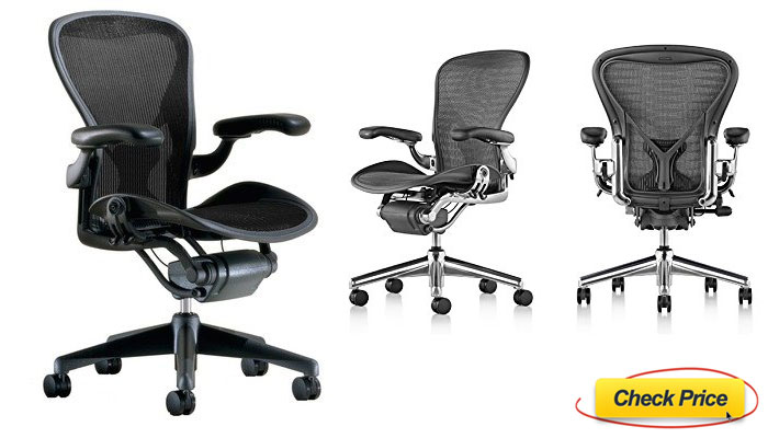 Aeron Task Chair image  sc 1 st  AllFitnessWeb.com & Find Out Healthy Alternatives To Traditional Office Chairs