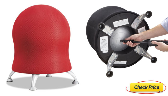 Best Office Chair Alternative For Back Pain - Ball chairs for office