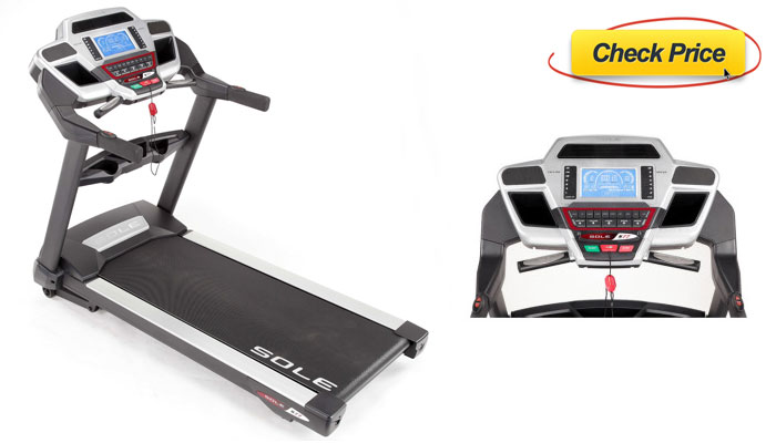 Sole Fitness S77 non folding Treadmill