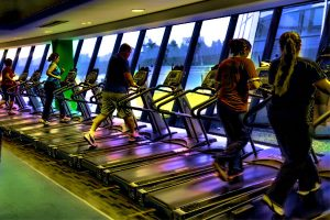 treadmill workout weight loss