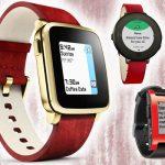 Pebble Smartwatch feature