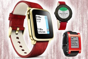 Pebble – Lightweight SmartWatch with Activity Tracking