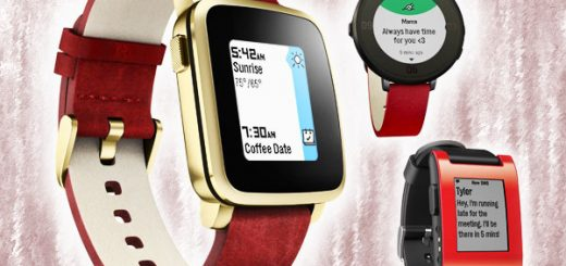 Pebble Smartwatch feature