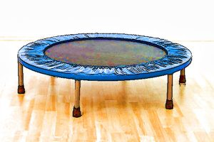 Is Bouncing On A Mini Trampoline A Good Workout?
