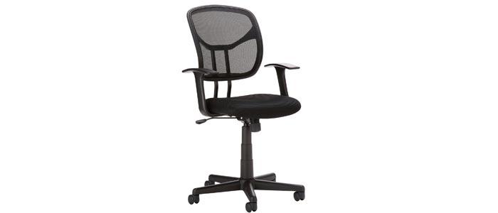 AmazonBasics-Mid-Back-Mesh-Chair