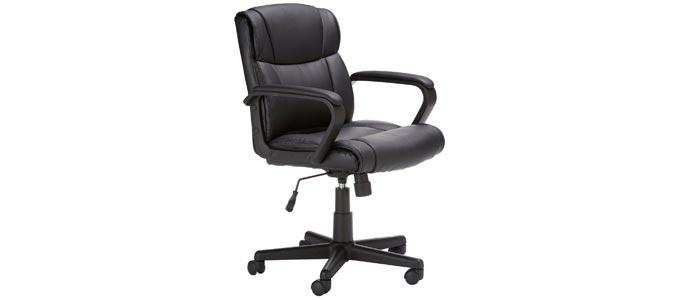 AmazonBasics-Mid-Back-Office-Chair