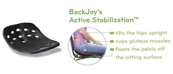 BackJoy-SitSmart-chair-back-support