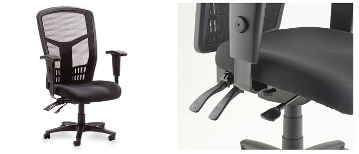 Lorell Executive High Back Chair