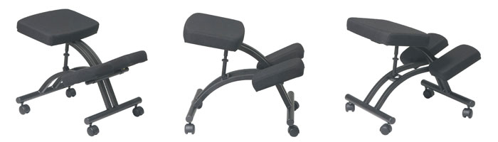 work-smart-ergonomically-designed-knee-chair-with-memory-foam-image