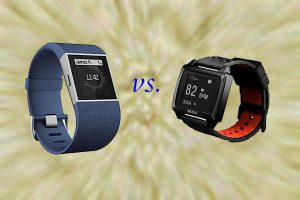 Basis Peak vs Fitbit Surge