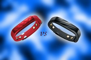 Jawbone UP3 vs UP4