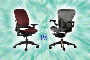 Steelcase Leap vs Aeron – What's the difference?