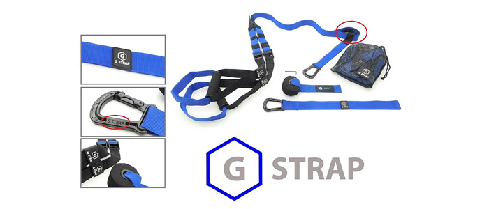 Gymstuff G-Strap Suspension