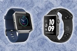 Fitbit Blaze vs. Apple Watch – Smartwatch Comparison