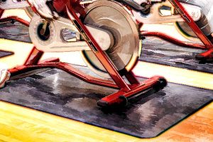 Top 5 Best Spin Bike Mats – UPDATED 2020