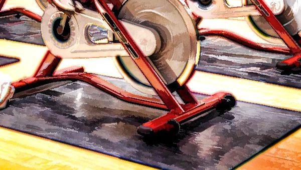 best spin bike mats