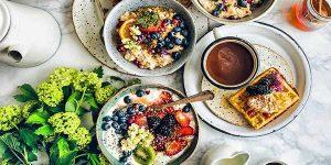Healthy Breakfast / Snack Ideas