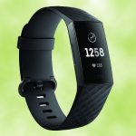 Fitbit Charge 3: Smart, durable fitness tracker with touch display