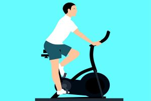 Read more about the article Can you lose belly fat by riding a stationary bike?